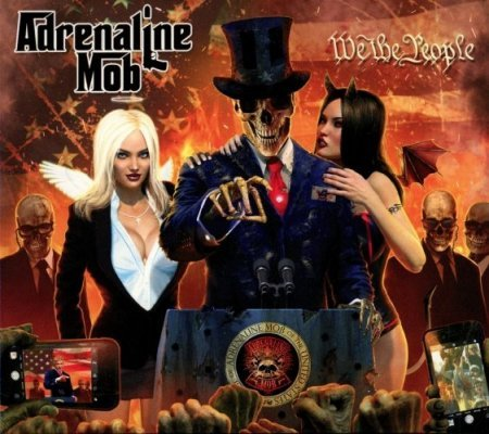 ADRENALINE MOB - WE THE PEOPLE 2017