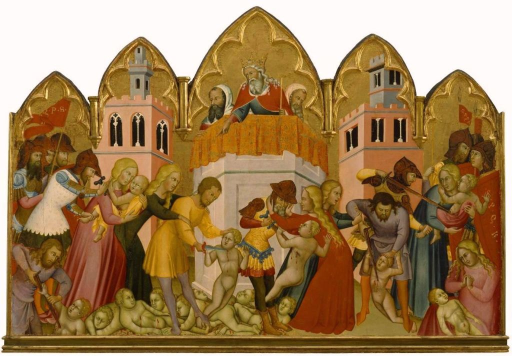 Андреа ди Бартоло, 1380-е.